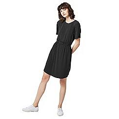 Warehouse - Mini dot dress