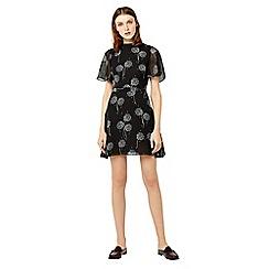 Warehouse - Dandelion print dress