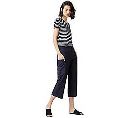 Warehouse - Stripe smart t-shirt