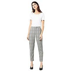 Warehouse - Mono check trouser