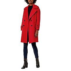 Warehouse - Red coat