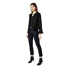 Warehouse - Sparkle tweed jacket