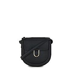 Warehouse - Small d ring saddle crossbody bag