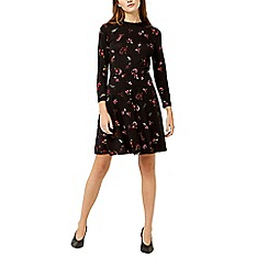 Warehouse - Snowdrop floral print dress