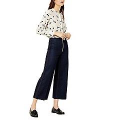 Warehouse - Cherry print blouse