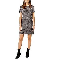 Warehouse - Molly tweed dress