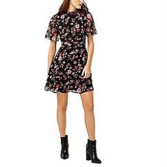 Warehouse - Blossom garden dress