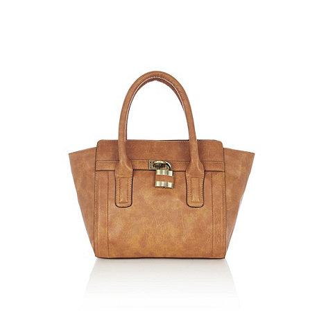 Warehouse - Warehouse padlock tote bag