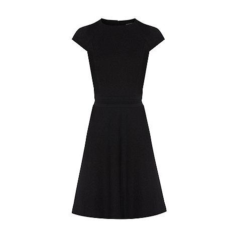Warehouse - Split waistband ww dress