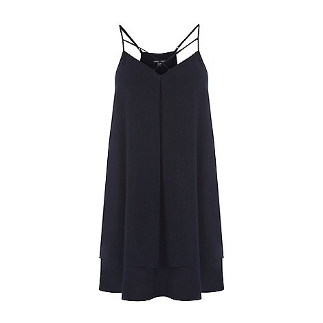 Warehouse - Double layer cami dress