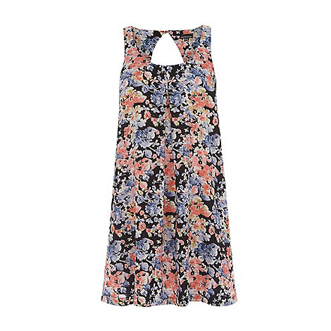 Warehouse - A line swing dress