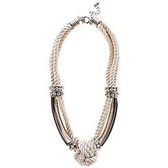 Coast - Maris knot necklace