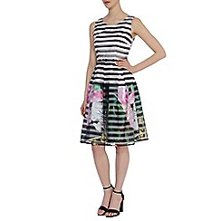 Coast - Debenhams exclusive - Holly may stripe dress