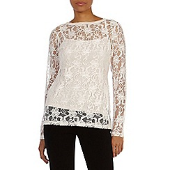 Coast - Debenhams exclusive - Isabella lace top