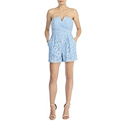 Coast - Lace kandis playsuit