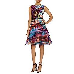 Coast - Debenhams exclusive - Soreen print dress