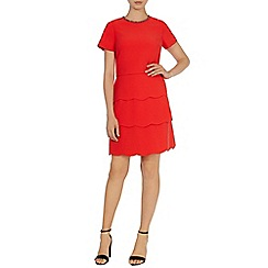 Coast - Debenhams exclusive - Marquess crepe dress