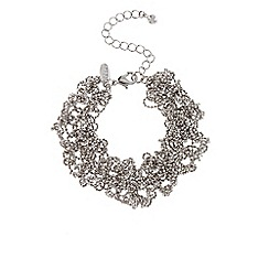 Coast - Sparkle chain bracelet