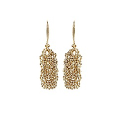 Coast - Sparkle chain earring
