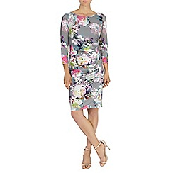 Coast - Saralise print jersey dress