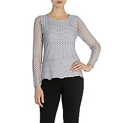 Coast - Anaya lace top