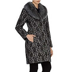 Coast - Morzine lace bonded coat