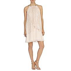 Coast - Kendra neck trim dress