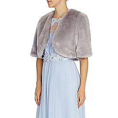 Coast - Bleeker faux fur cover up