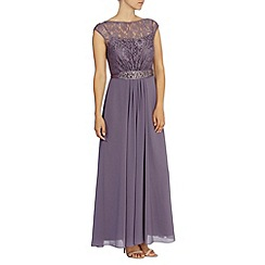 Coast - Lori lee lace maxi dress