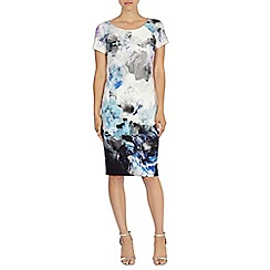Coast - Amarylis print dress