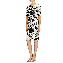 Coast - Lexi print jersey dress