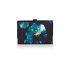 Coast - Romy printed box clutch