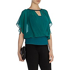 Coast - Debenhams exclusive - Carmen calla top