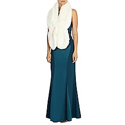 Coast - Elouisa faux fur wrap