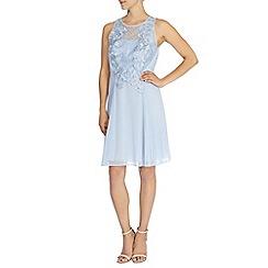 Coast - Debenhams exclusive - Karlie embroidered lace dress
