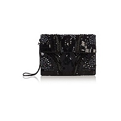 Coast - Jess beaded clutch