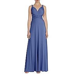 Coast - Corwin multi tie dress