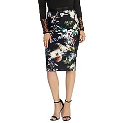 Coast - Jagger printed skirt