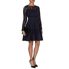 Coast - Merinem lace sleeved dress