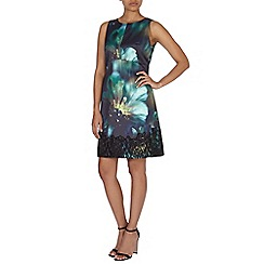 Coast - Romy duchess satin print dress