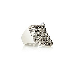 Coast - Charlotte hermatite ring