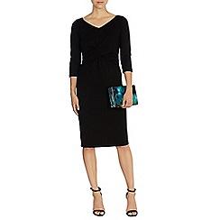 Coast - Patenna ponte sleeved dress