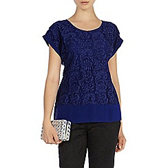 Coast - Debenhams exclusive - Ruvern lace top
