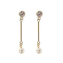 Coast - Droplet pearl earring