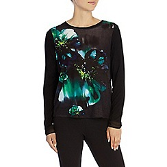 Coast - Akoni printed top
