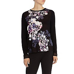 Coast - Debenhams exclusive - Akoni printed top
