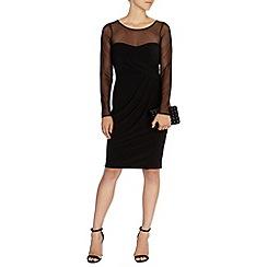 Coast - Reeva jersey short dress