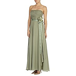 Coast - Allure bandeau maxi dress