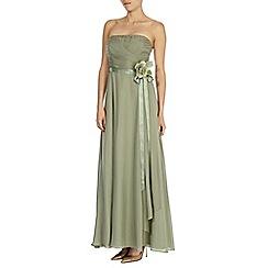 Coast - Allure bandeau maxi dress