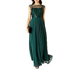 Coast - Lori Lee Cluster Maxi Dress